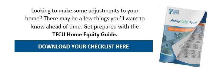 TFCU home equity loan guide miami