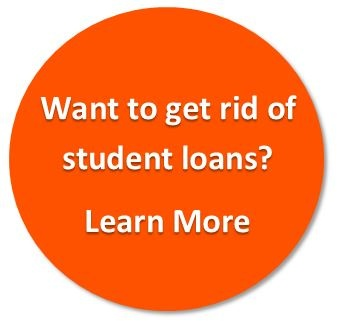 click to learn how to get rid of student loans