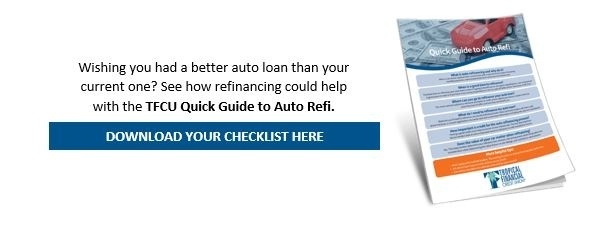 TFCU quick guide to auto refi