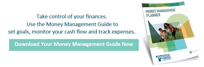 TFCU's Money Management Guide Call to Action