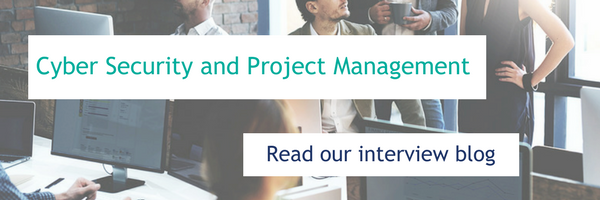 security and project management blog link