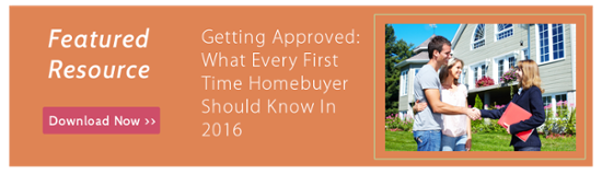 Getting Approved What Every First Time Homebuyer Should Know In 2016 Ebook