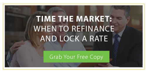 Time The Market: When To Refinance And Lock A Rate Ebook