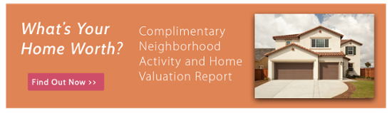 Complimentary Neighborhood Activity and Home Valuation Report