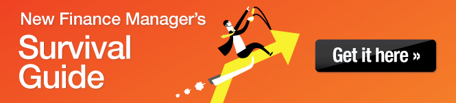 New Finance Manager's Survival Guide