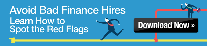 Avoid Bad Finance Hires