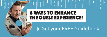 6 Ways to Enhance Guest Experience ebook