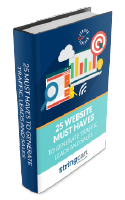 25 Website Must Haves To Generate Traffic, Leads, and Sales eBook