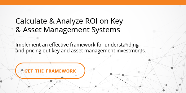Calculate & Analyze ROI on Key & Asset Management Systems