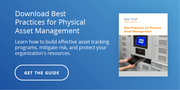Best Practices for Physical Asset Management