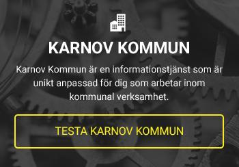 Testa Karnov Kommun