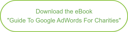 "Download the eBook ""Guide To Google AdWords For Charities"""