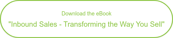 "Download the ebook  ""Inbound sales - transforming the way you sell"""
