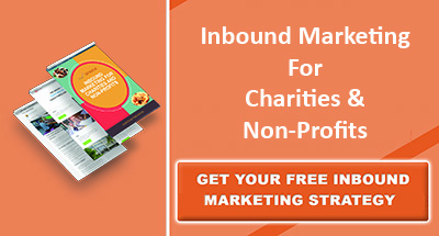 Inbound Marketing eBook For Charity & Non-Profits