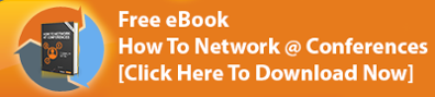 How To Network At Conferences - Free eBook Download