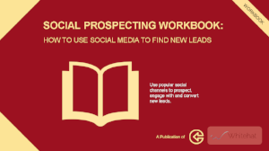 Download Free Social Media Prospecting Workbook