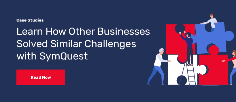 Read case studies to see how other businesses solved similar challenges
