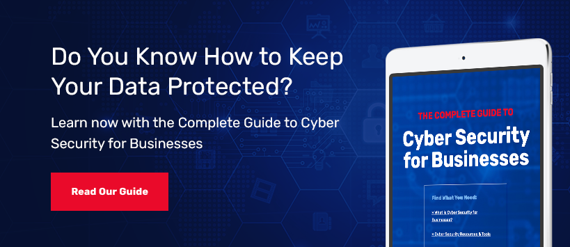 complete guide to cyber security for business