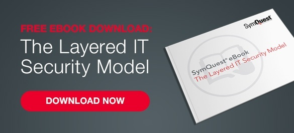layered IT security model ebook