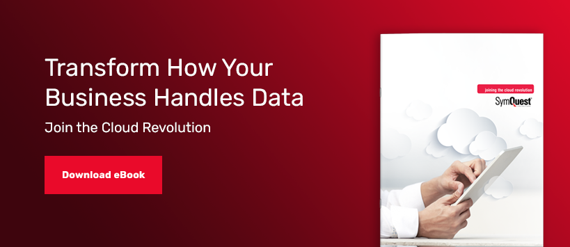 Transform how your business handle data, join the cloud revolution
