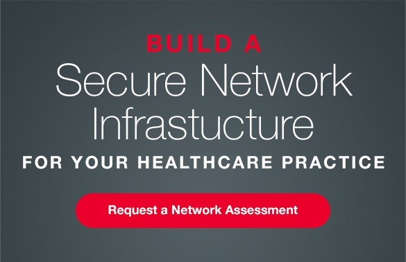 secure network infrastructure for healthcare