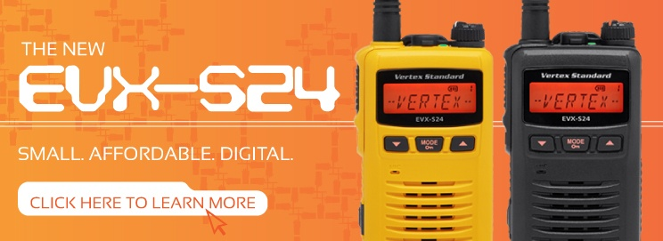 New Vertex Digital EVX-S24 Two-Way Radio