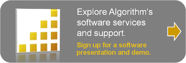 Sign up for a software presentation and demo