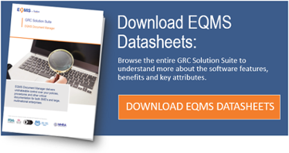 Business case for EQMS Tool
