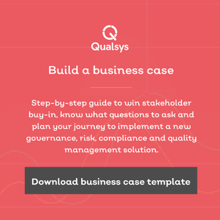 Governance risk and compliance management software