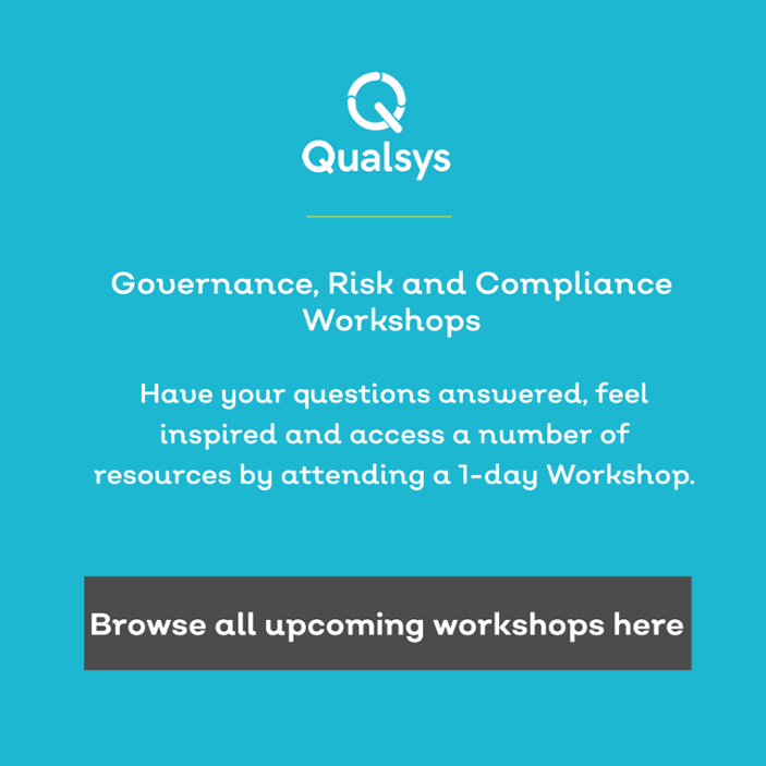 GRC Workshops training compliance