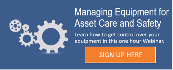 Equipment for asset care and safety