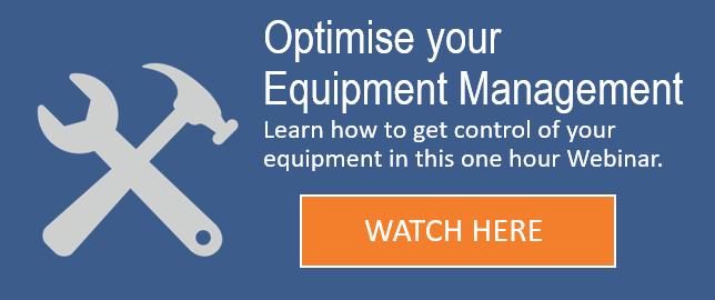 equipment management webinar