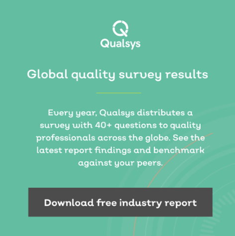 Global quality survey report download
