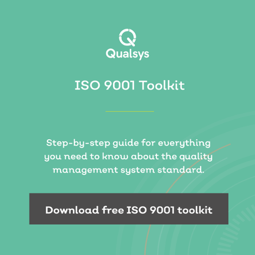 ISO 9001:2015 Toolkit
