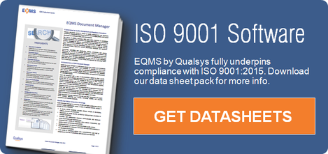 ISO 9001 Software CTA