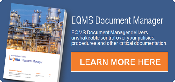 EQMS Document Manager