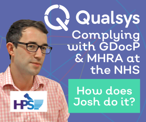 Josh NHS MHRA compliance