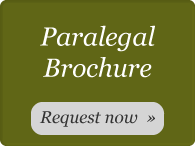 Paralegal Program Brochure Request
