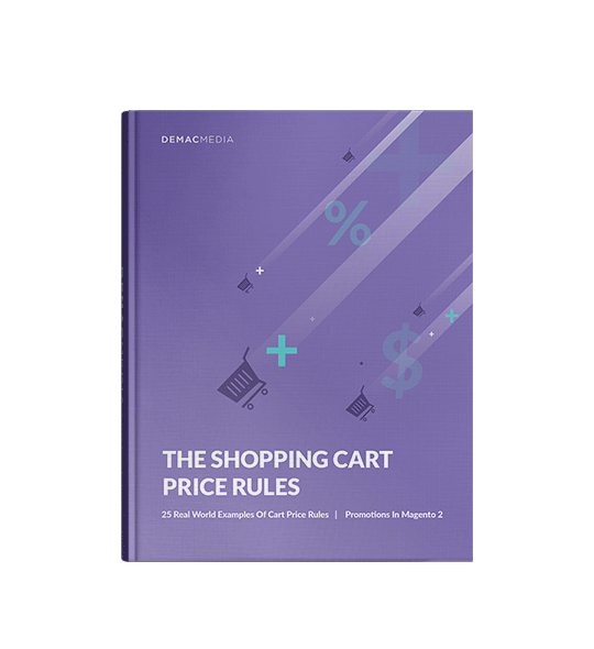 25 real world examples of magento shopping cart price rules download our free updated version of this ebook for magento 2 by clicking here or the button below fandeluxe Images