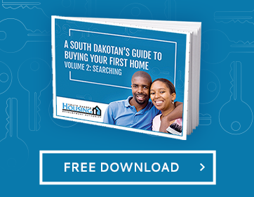 Free e-book download: A South Dakotan's Guide to Buying Your First Home, Volume 2: Searching