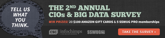 162e2ef6 f2d3 4701 97b7 4fd140b7a864 Take Our CIO & Big Data Survey (and win $100 Amazon gift cards)