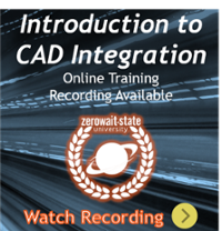 Introduction to CAD Integration Watch Recording 200x200