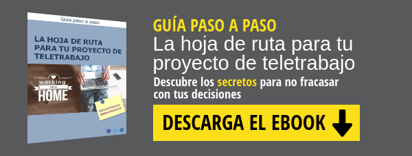 Ebook PDF - Teletrabajo eficiente