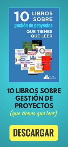 10 libros de proyectos