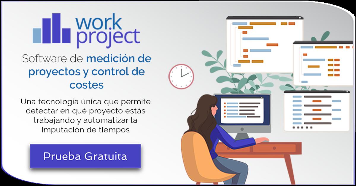 Prueba WorkProject gratis software de gestión de proyectos