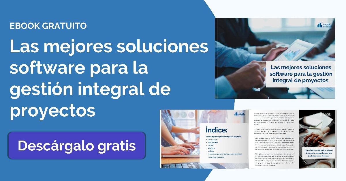 soluciones software para la gestión de proyectos