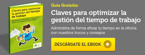 Guía gratuita: Claves para optimizar la gestión del tiempo