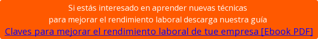 rendimiento laboral ebook gratuito