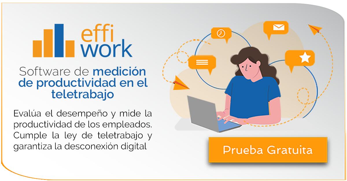 prueba gratis software teletrabajo effiwork