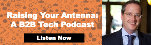 Listen to Our b2b tech Podcast